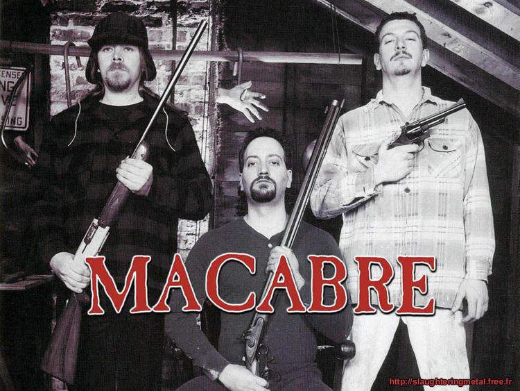 MACABRE live @ Bloodstock(2017)
