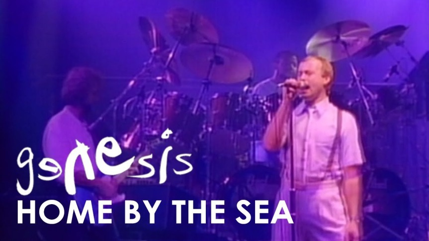 Home By The Sea / Second Home By The Sea –GENESIS
