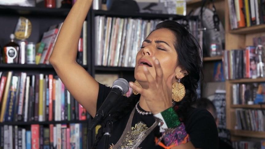 LILA DOWNS: NPR Music Tiny DeskConcert