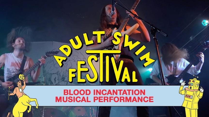 BLOOD INCANTATION (Full Set) | Adult Swim Festival2020
