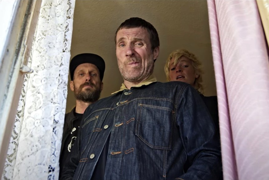 Mork n Mindy – SLEAFORD MODS & BILLY NOMATES