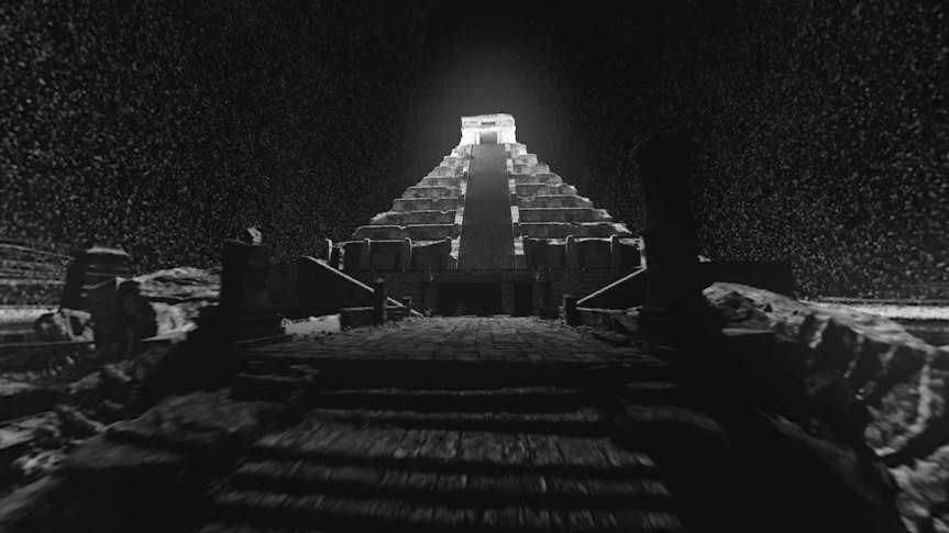 """""""Uaxuctum"""", la légende de la Cité Maya – GIACINTOSCELSI"""