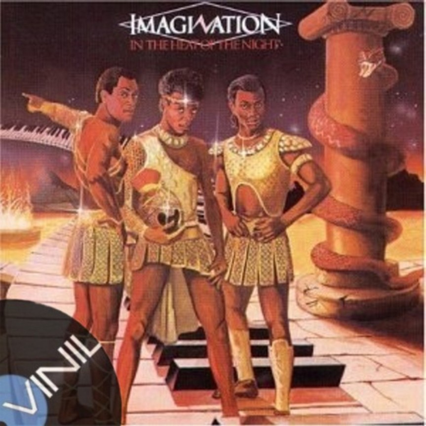 Just an Illusion – IMAGINATION