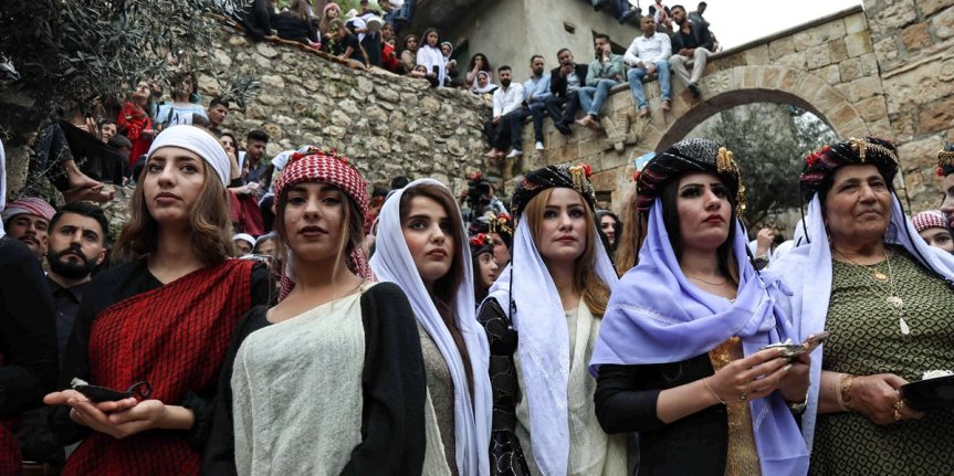 Protecting and Recording YAZIDI Music