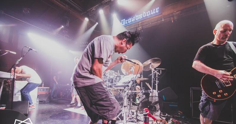 FAITH NO MORE surprise show @ The Troubador(2015)