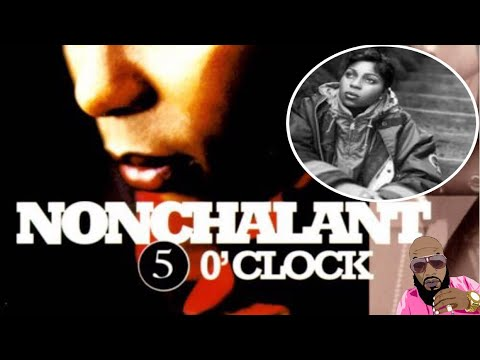 5 O'Clock –NONCHALANT