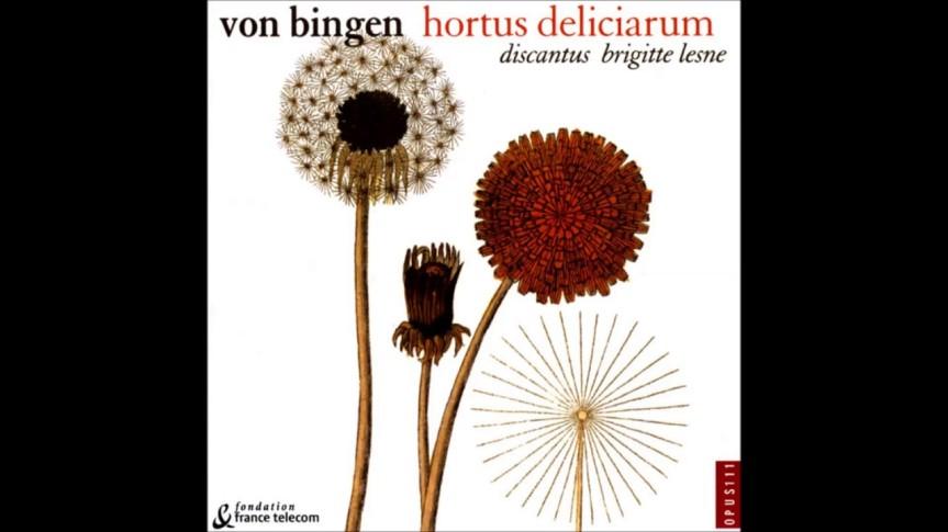 Hortus Deliciarum – HILDEGARD VONBINGEN