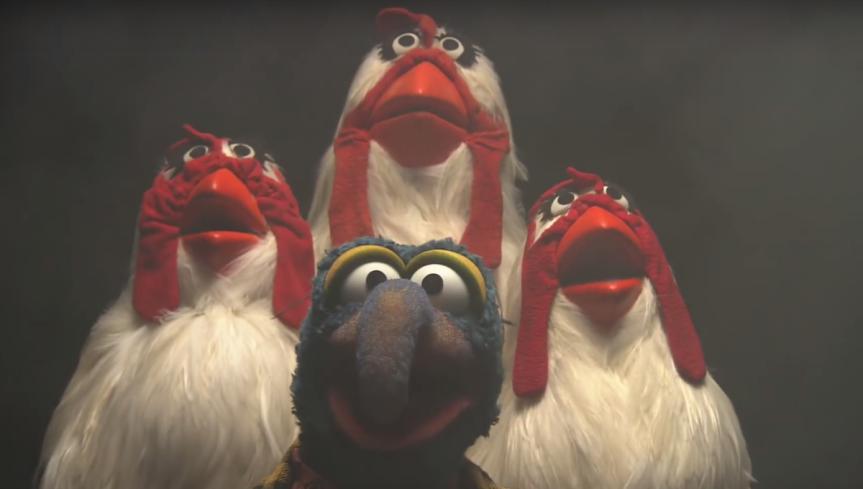 Bohemian Rhapsody | Muppet Music Video | TheMuppets