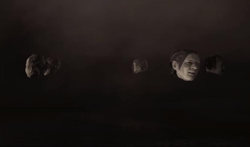 La Guillotine de Magritte – EINSTÜRZENDENEUBAUTEN