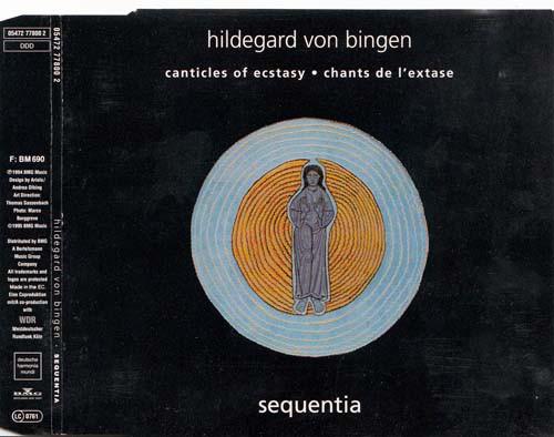 Canticles Of Ecstasy: HILDEGARD VONBINGEN