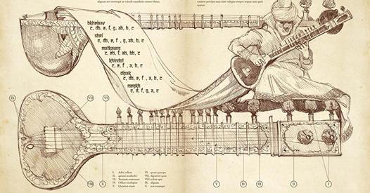 A percepção musical envolve conceitos matemáticos, mas essa é só uma parte da história (IgnacioAmigo)