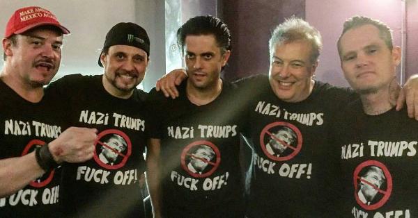 Nazi Punks Fuck Off + Raining Blood – DEADCROSS