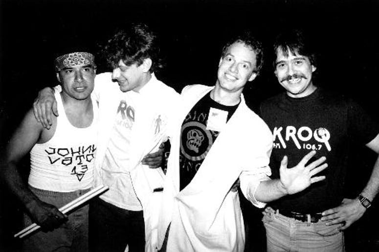 Live Friday Halloween '87 show – OINGO BOINGO