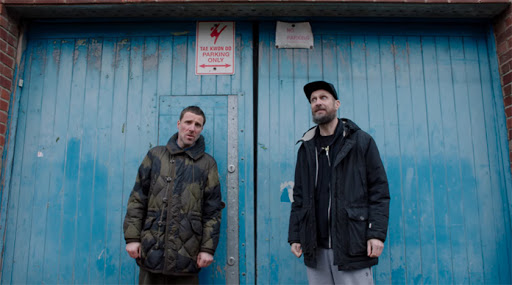 Nudge It – SLEAFORD MODS & AMY TAYLOR