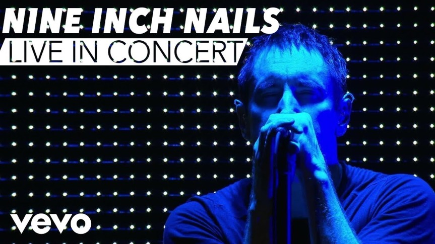VEVO Presents: NINE INCH NAILS Tension (2013)