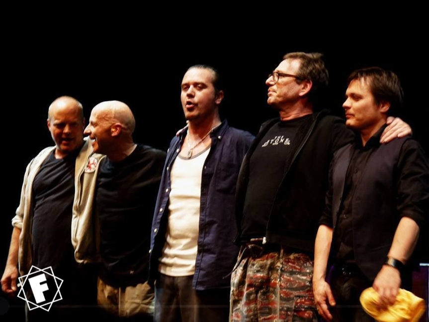 MOONCHILD live @ Moers Festival(2013)