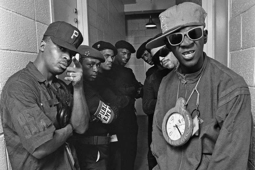 Don't Believe The Hype – PUBLICENEMY