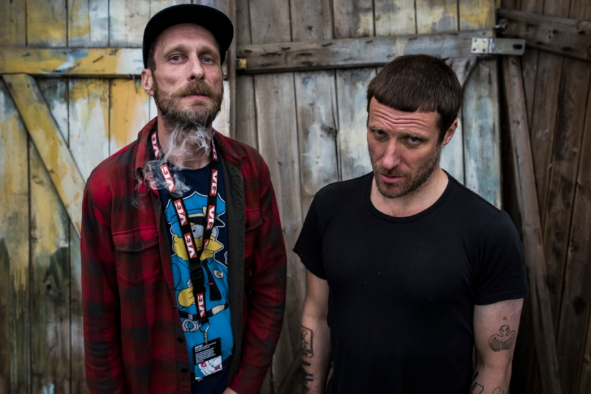 SLEAFORD MODS – Release Party live @ ARTE Concert