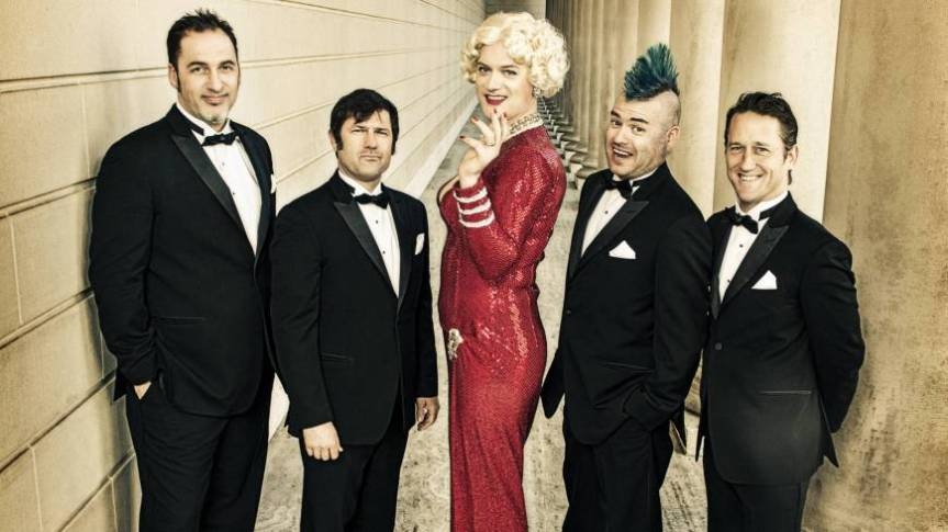 Don't Let The Sun Go Down On Me – ME FIRST & THE GIMME GIMMES