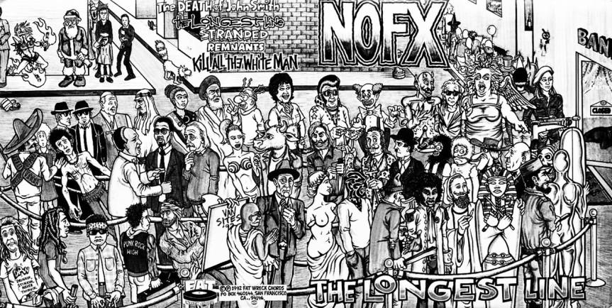 The Longest Line –NOFX