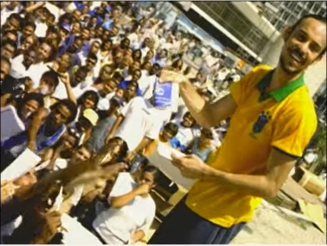 Dança Do Desempregado – GABRIEL OPENSADOR