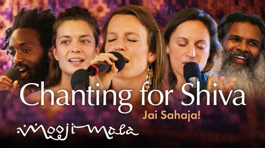 Jai Sahaja! Chanting for Shiva – One Mantra Festival (full concert)