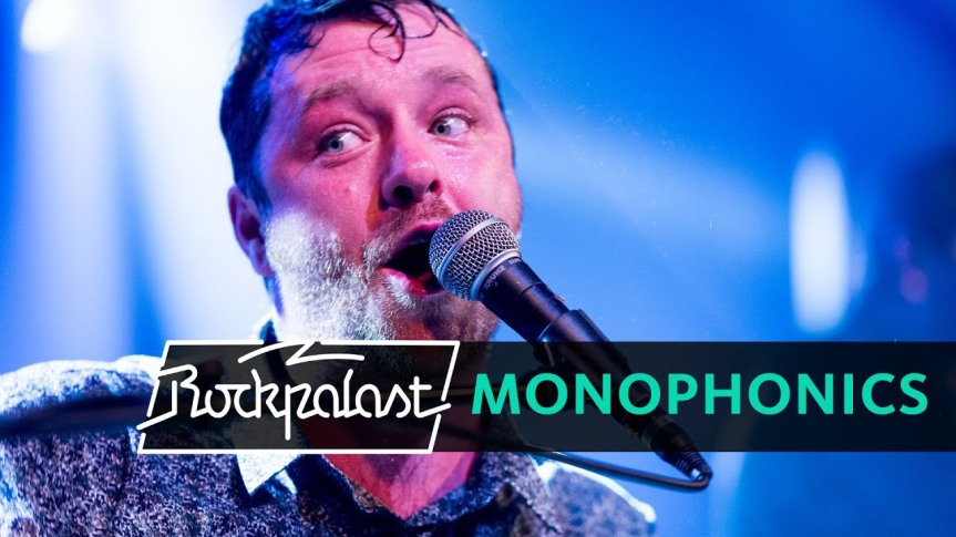 MONOPHONICS live @ Rockpalast(2016)
