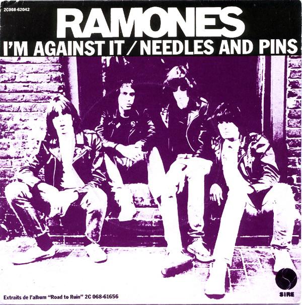 Needles & Pins –RAMONES