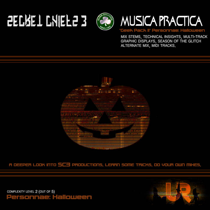 MUSICA PRACTICA *Geek Pack Two​*​: Halloween