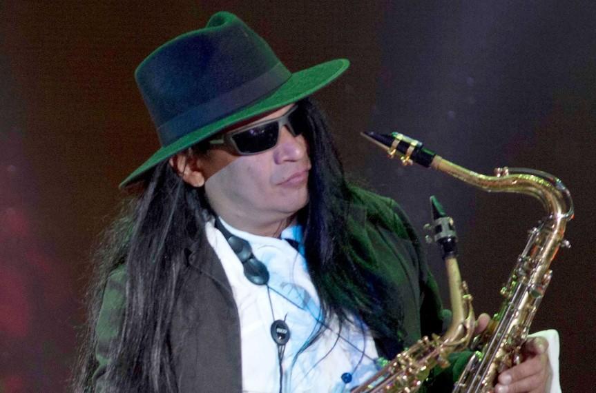 Maldita Vecindad's Eulalio 'Sax' Cervantes, Virtuoso Saxophonist, Dead at52