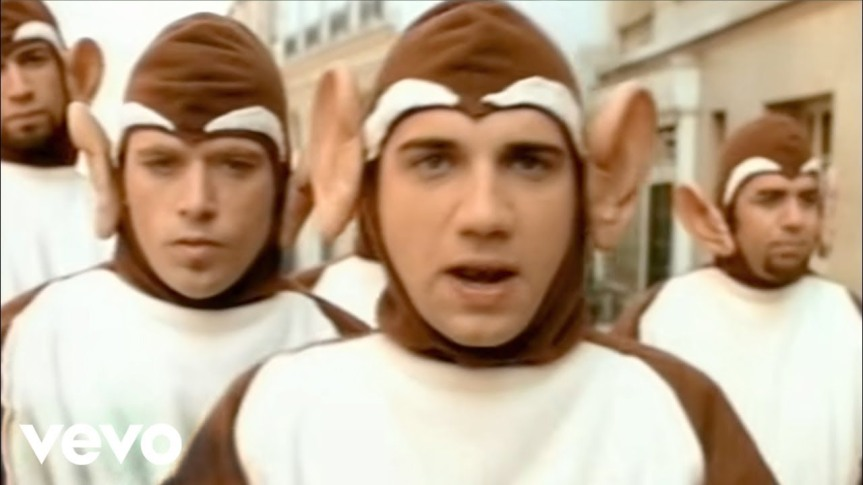 The Bad Touch – THE BLOODHOUNDGANG