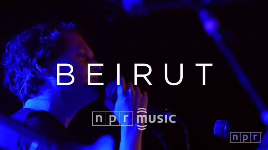 BEIRUT – NPR Music Front Row (Full Concert)
