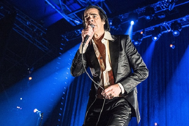 NICK CAVE & THE BAD SEEDS: 'Push The Sky Away' live in LA (full concert)