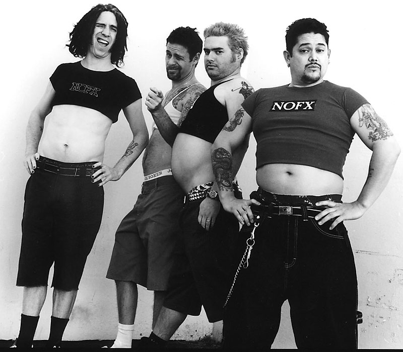 Don't Call Me White – NOFX