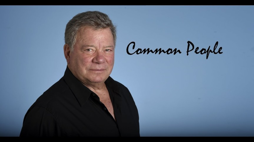 Common People – WILLIAM SHATNER