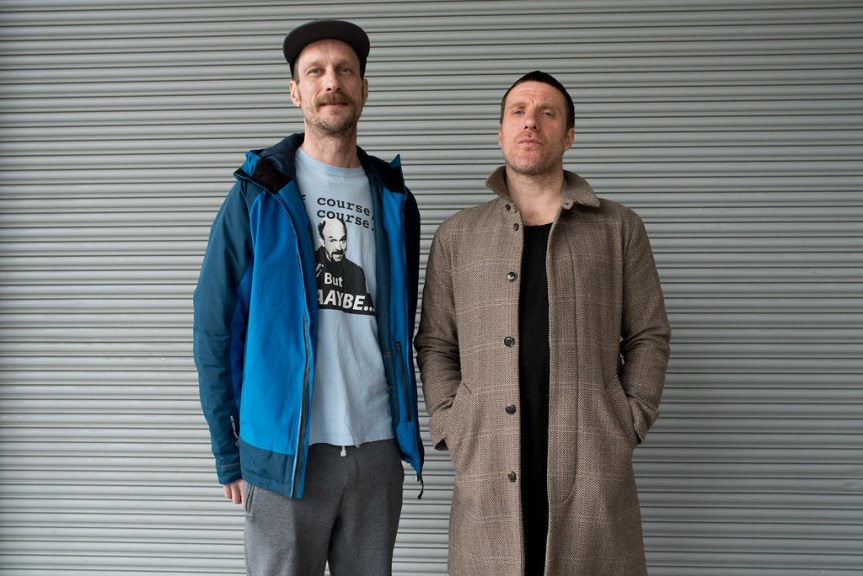 SLEAFORD MODS Live on KEXP at Home: Performance &Interview