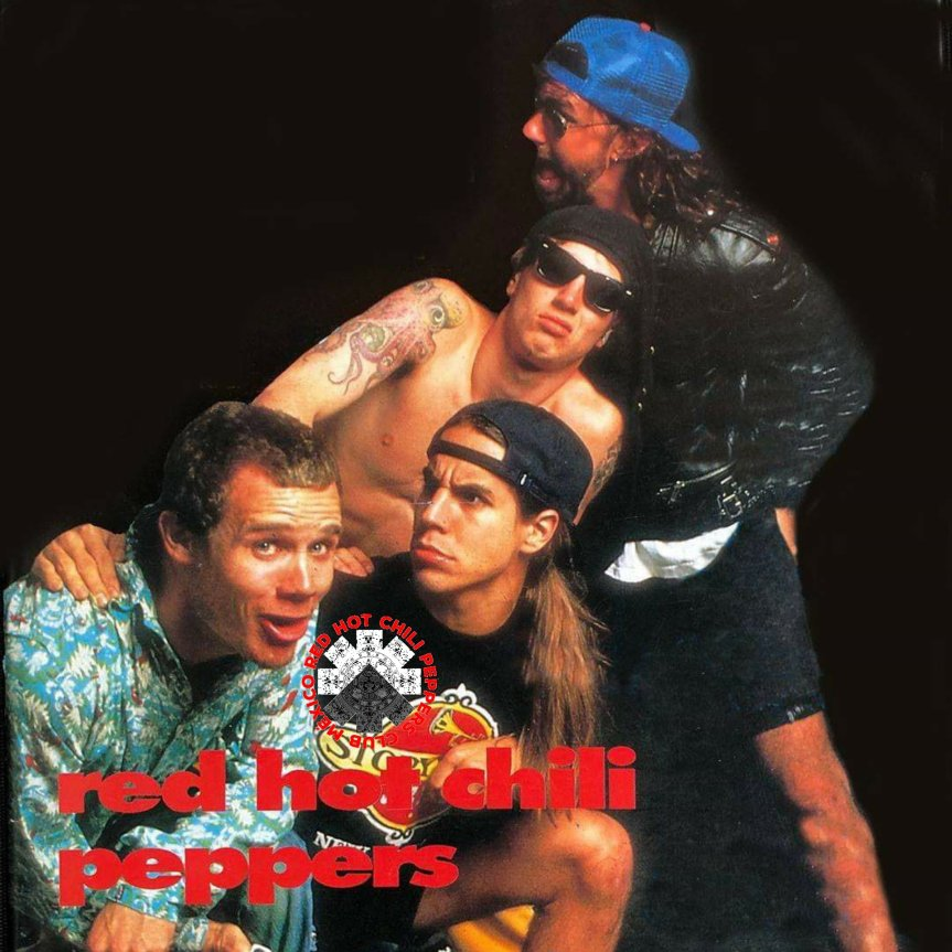 Good Time Boys – RED HOT CHILIPEPPERS