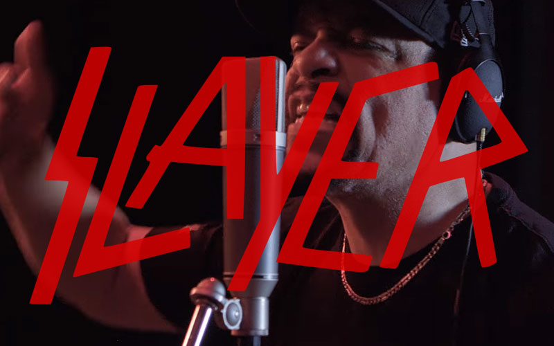 Disorder – SLAYER & BODY COUNT