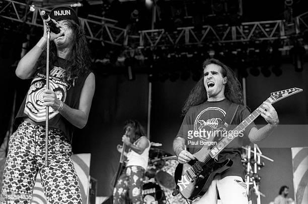 ANTHRAX Live @ Monsters Of Rock, Schweinfurt(1988)