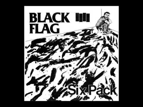 Six Pack – BLACKFLAG