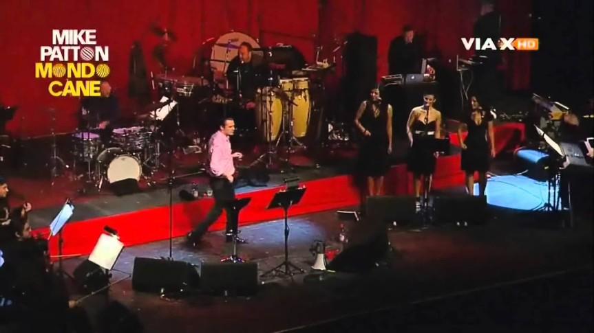 MIKE PATTON'S MONDO CANE – Live @ Teatro Caupolicán – Santiago, Chile(2011)