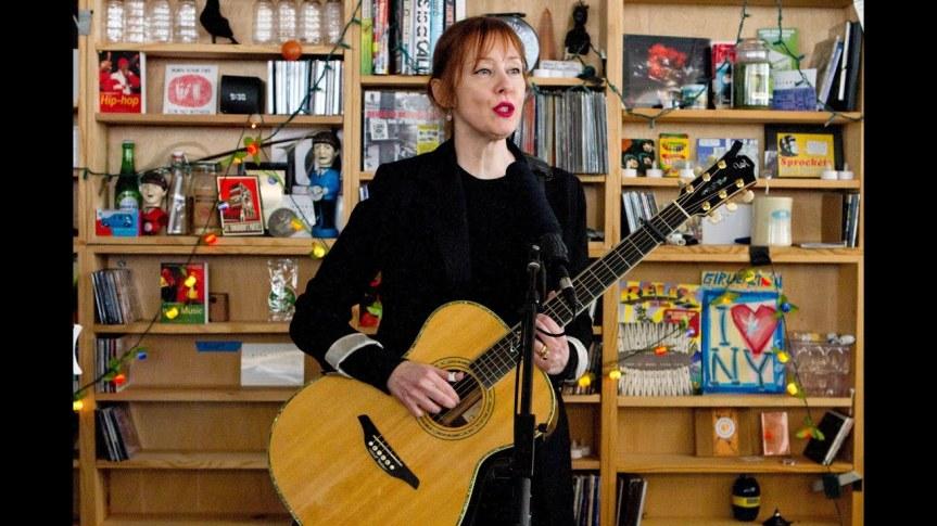 SUZANNE VEGA: NPR Music Tiny DeskConcert