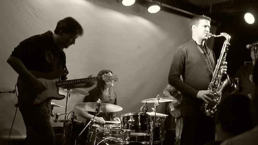 PANZERBALLETT Live at Leverkusener Jazztage(2008)