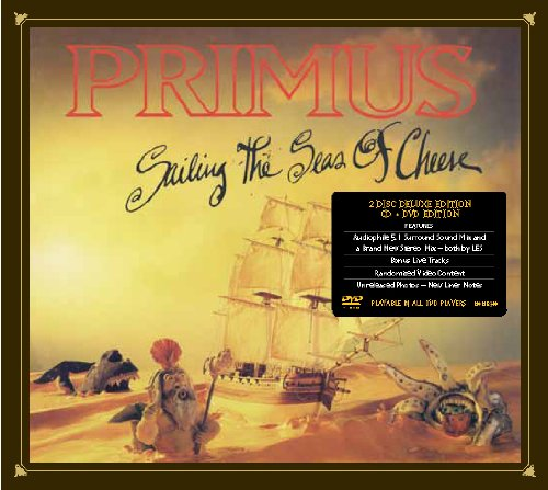 Is It Luck / Master of Puppets / Enter Sandman (live medley) –PRIMUS