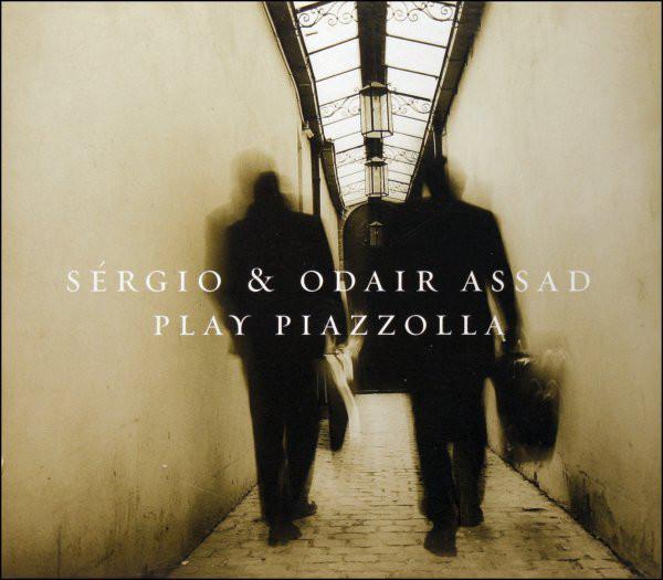 Ausencias (A. Piazzolla) – SÉRGIO & ODAIRASSAD