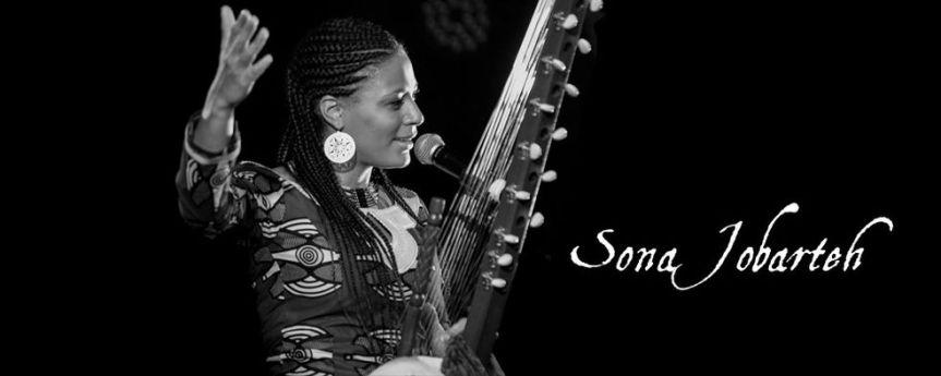 SONA JOBARTEH & Band: Kora Music from WestAfrica