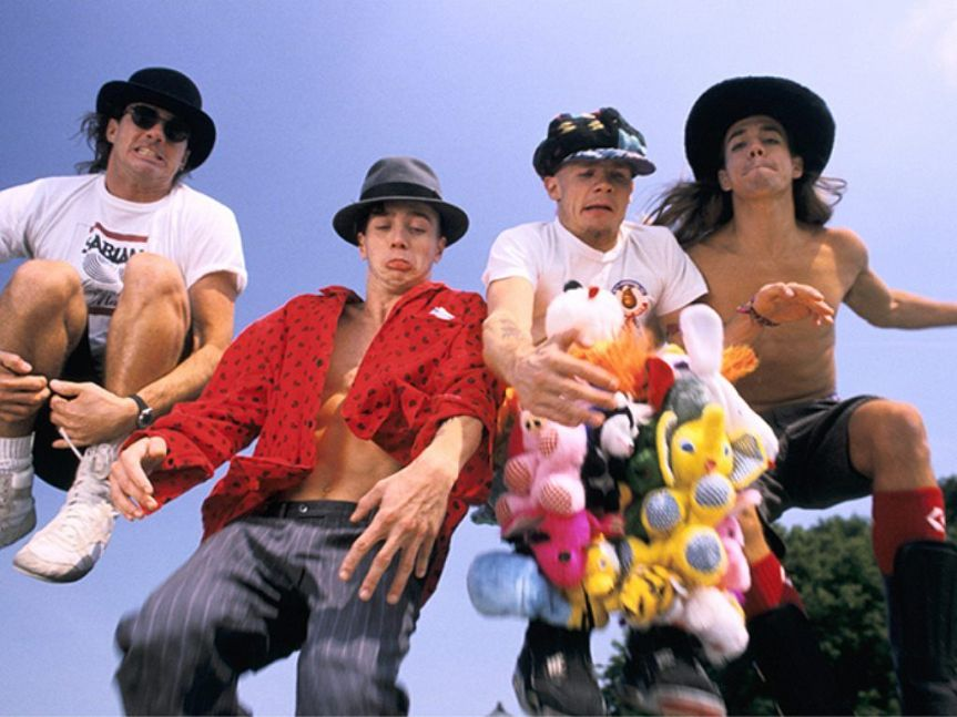 RED HOT CHILI PEPPERS – Knock MeDown