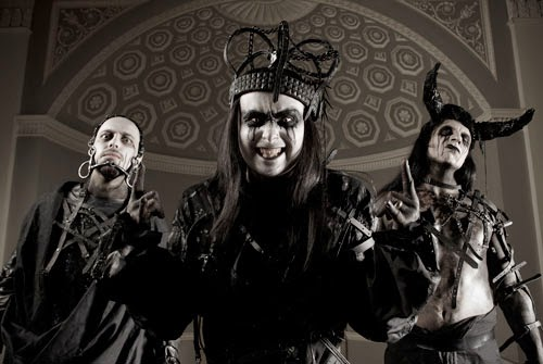 CRADLE OF FILTH – Thank God For TheSuffering