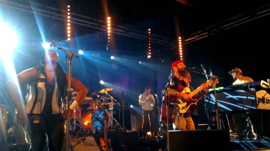One More Day (live) –GROUNDATION