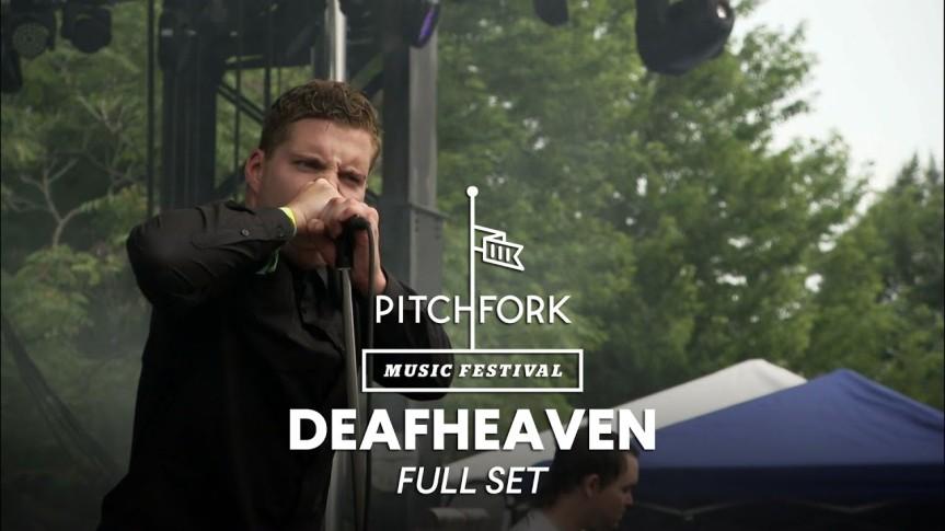 DEAFHEAVEN – Live at Pitchfork Music Festival(2014)